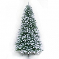 [Zasnežený vianočný stromček FLOCK]