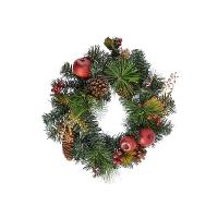 [Vianočný veniec NATUR - rôzne priemery]