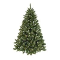 [Vianočný stromček s LED svetielkami]