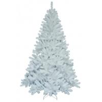 [Biely vianočný stromček SNEHOVÁ VLOČKA]