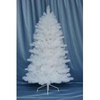 [ Biely luxusný vianočný stromček SNOW BEAUTY]