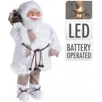 [Santa s LED svetielkami 57 cm ]