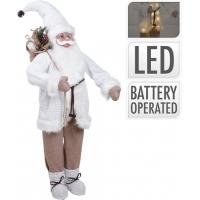 [Santa s LED svetielkami 133 cm]