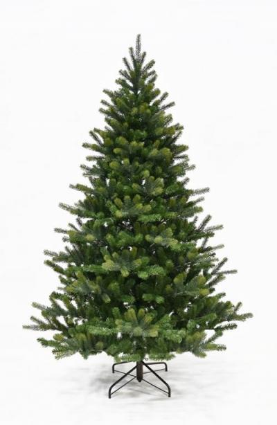 Vianočný stromček LUXURY FIR z mäkkého 3D ihličia
