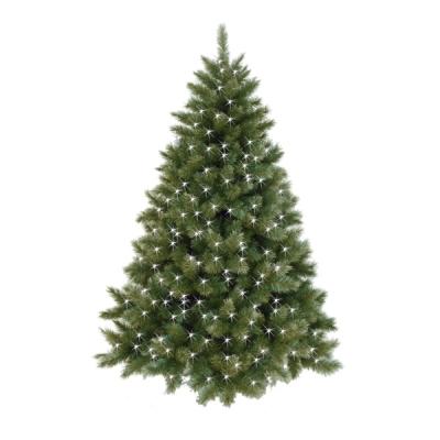 Vianočný stromček s LED svetielkami