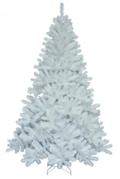 Biely vianočný stromček SNEHOVÁ VLOČKA