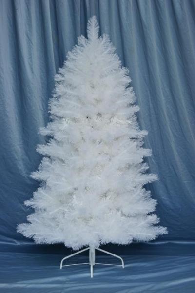 Biely luxusný vianočný stromček SNOW BEAUTY