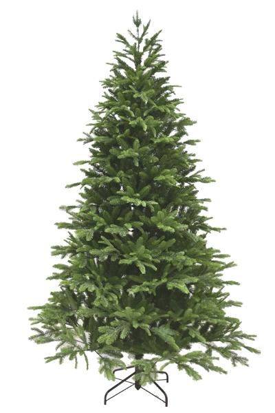 Vianočný stromček NEW GREEN HILL z mäkkého 3D ihličia